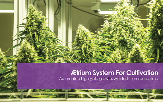 AEtrium System For Cultivation