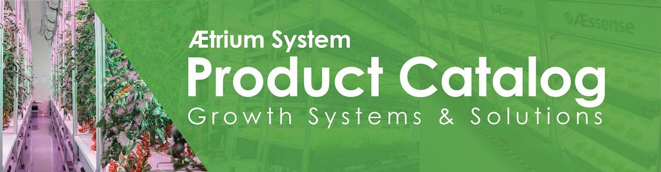 Fresh AEtrium System Product Catalog