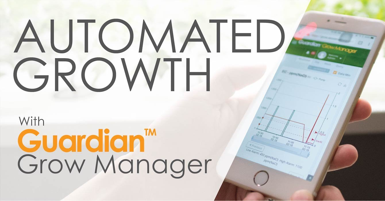 Fully Automated Guardian Grow Manager