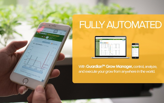 Fully Automated Control Software & Fertigation Management