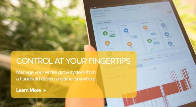 Guardian Grow Manager control software
