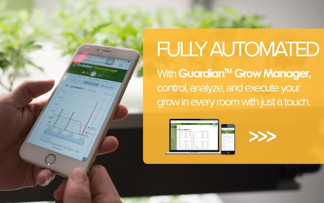 Guardian Grow Manager Demo