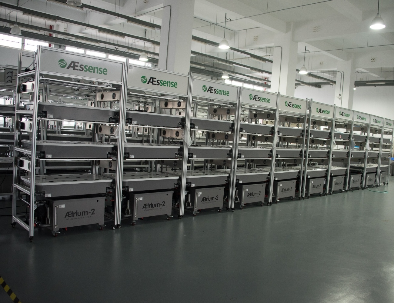 AEtrium-2 Vertical Farming Ready To Ship