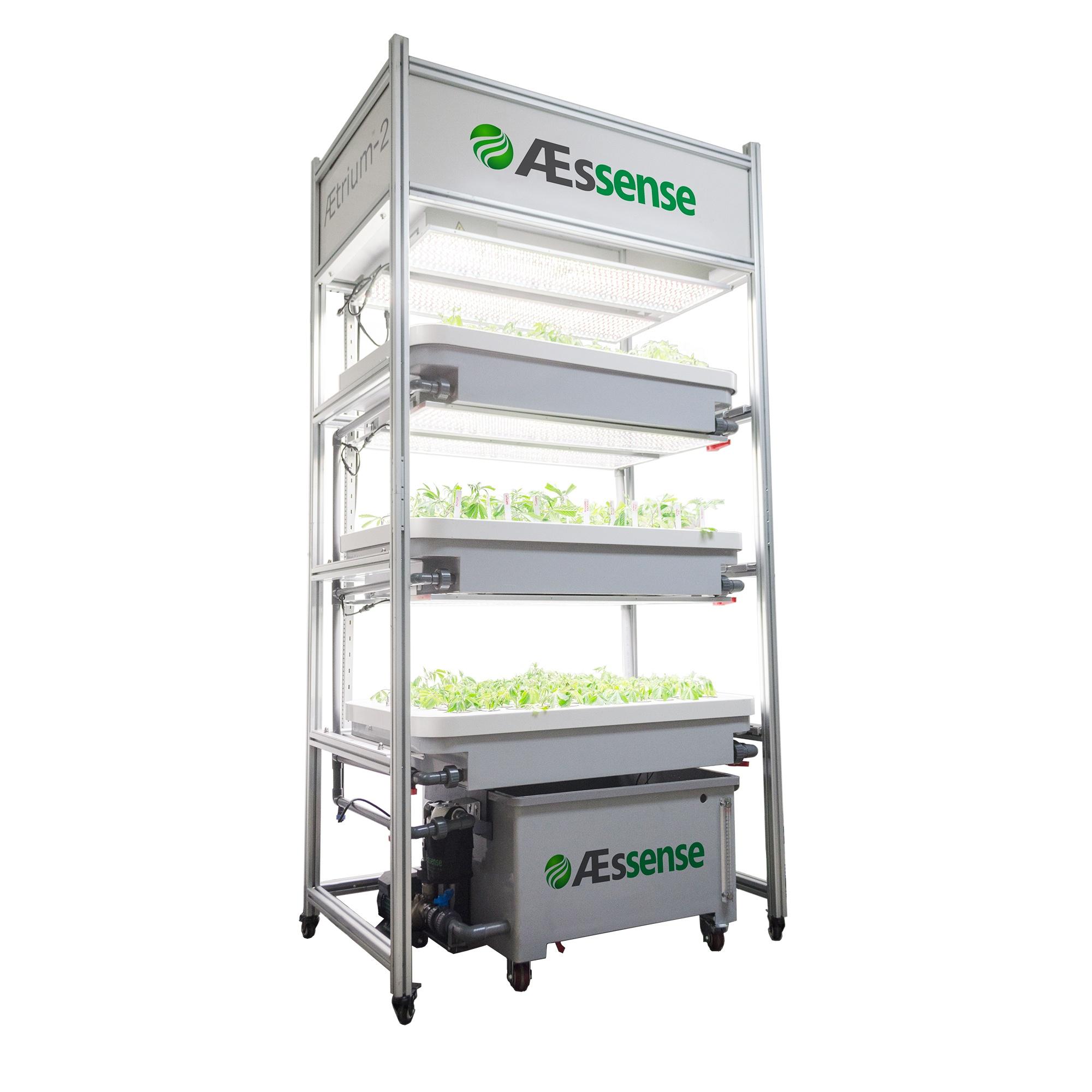 AEtrium-2 Automated Cloning & Vegging System