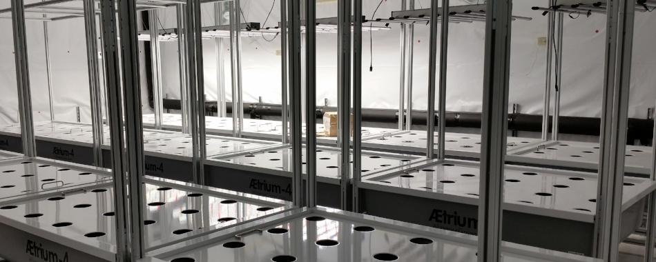 AEtrium-4 Setup