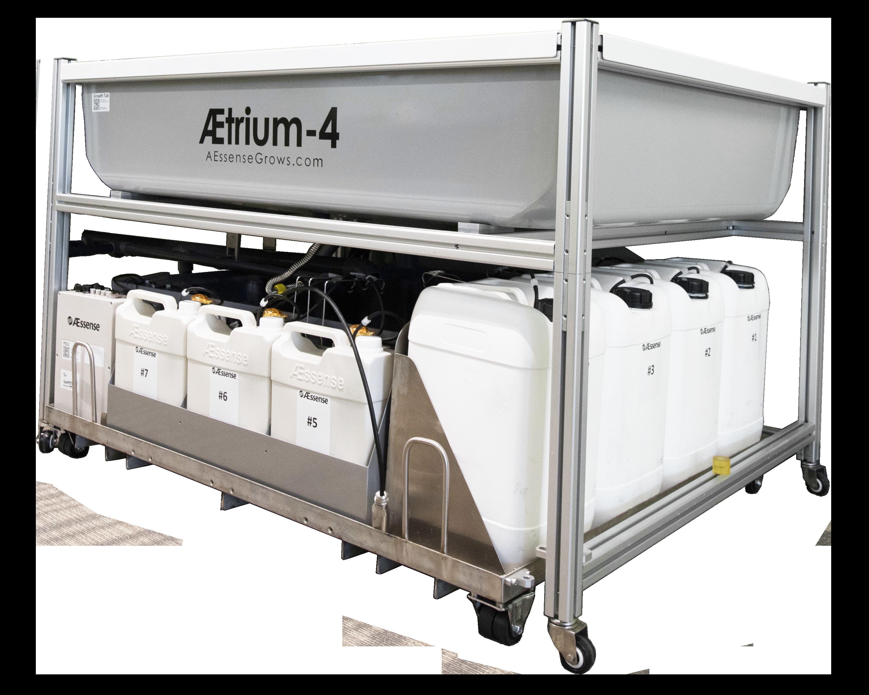 AEtrium-4 10-tub Matriarch
