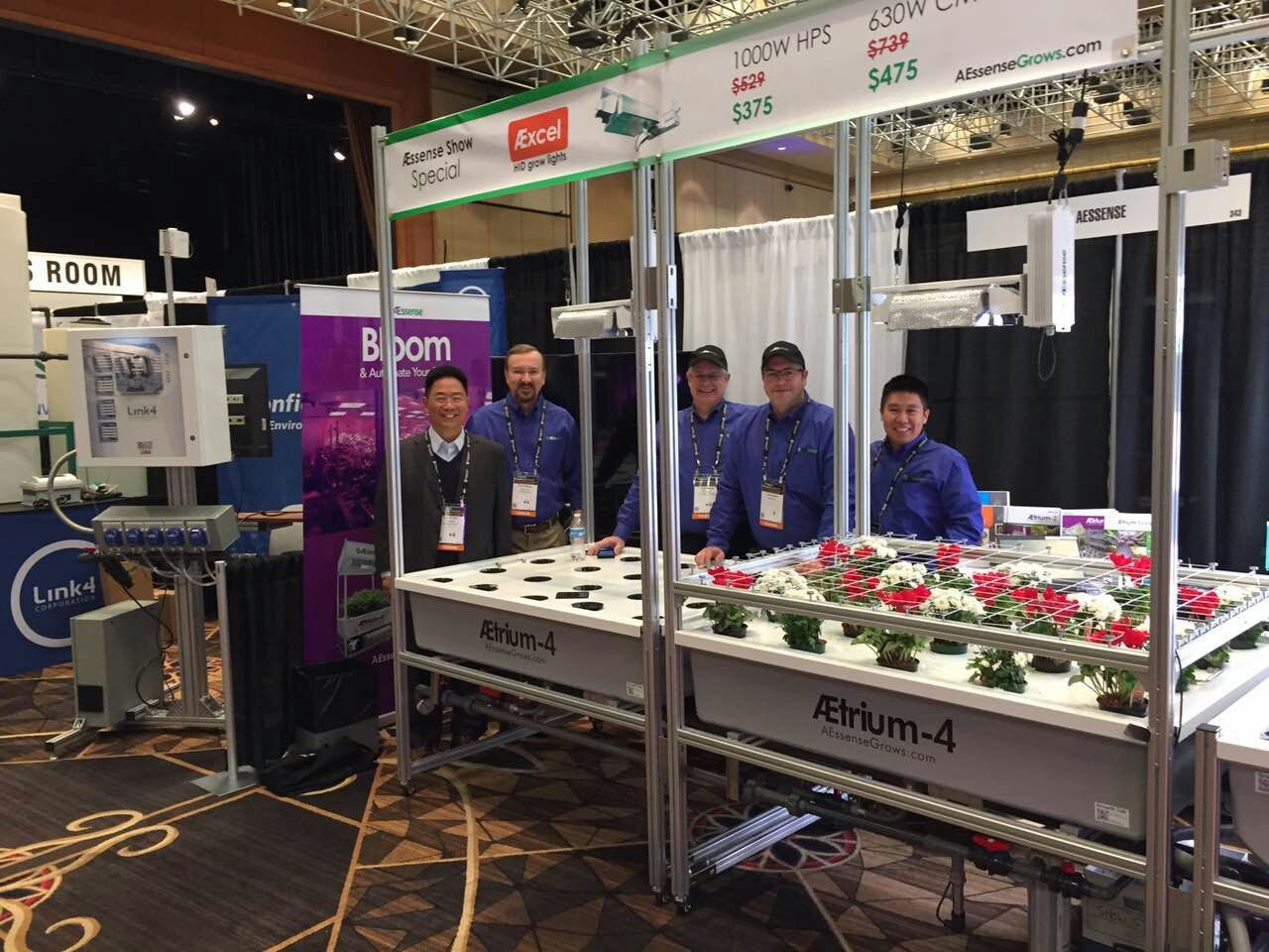 AEssense Attends 2016 Marijuana Business Conference in Las Vegas