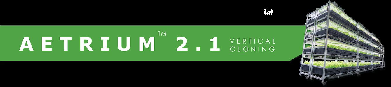 AEtrium-2.1 SmartFarm for Aeroponic Cloning & Veg