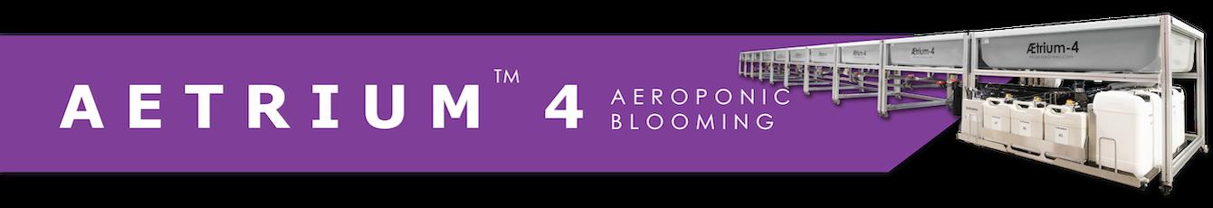 AEtrium-4 Aeroponic Growing System