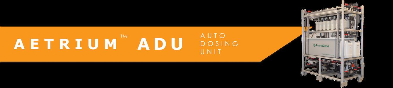 AEtrium Automated Dosing Unit - Hydroponics Controller